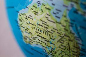 Australia Planet
