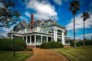 California house.
